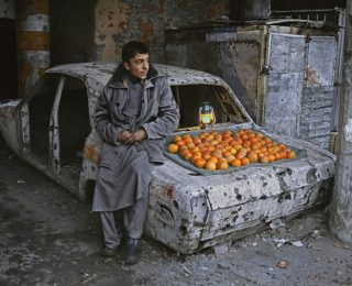 Suffering Kabul, A City I Love