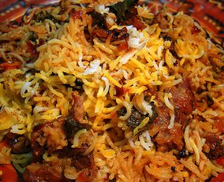 For Cooks: A Recipe for Biryani
