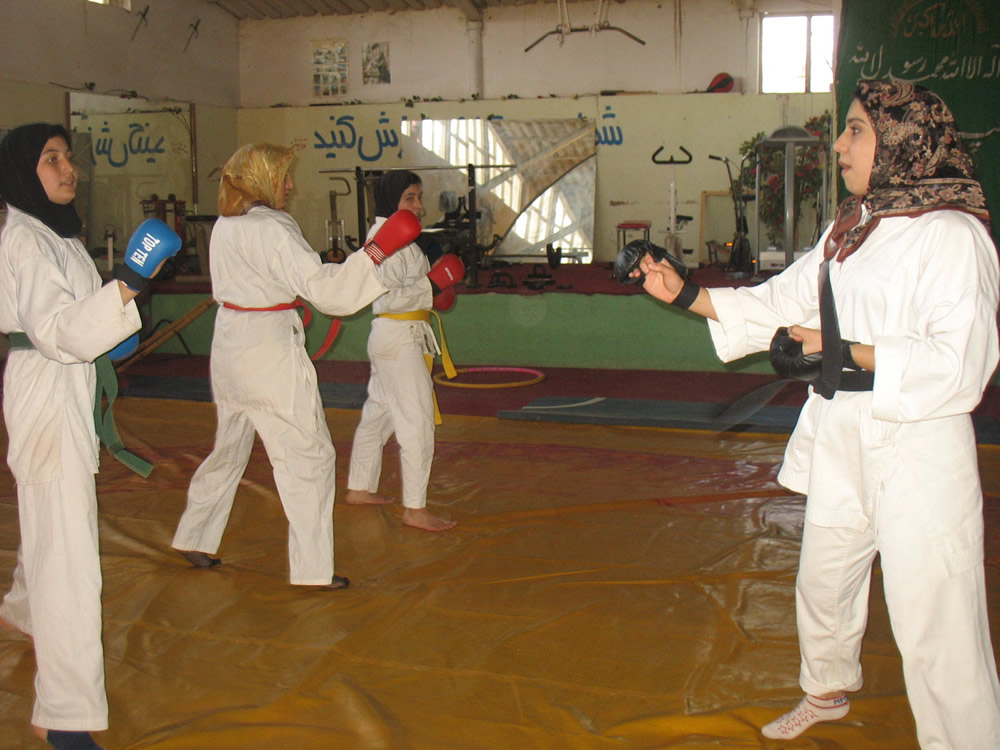 The Herat Karate Club