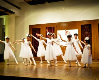 The Kabul Dance Recital