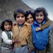 Afghan children