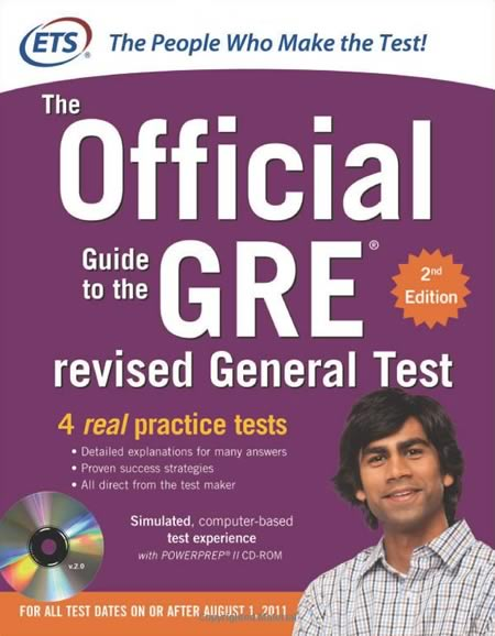 GRE testbook