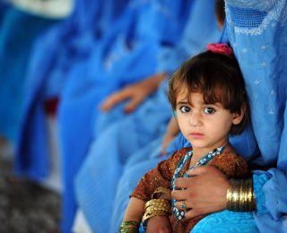 My Memory of One Afghan Mother and Daughter