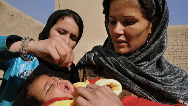 polio treatment