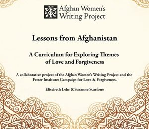 The AWWP Love and Forgiveness Curriculum Is Here!