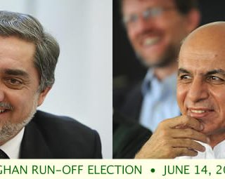Afghan Runoff Election