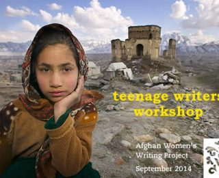 Teenage Writers Workshop, September 2014