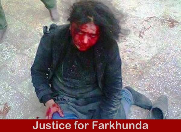 Seeking Justice for Farkhunda