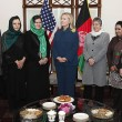 Clinton-with-female-politicians