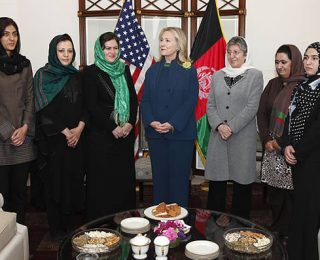 If I Were Afghanistan's First Lady