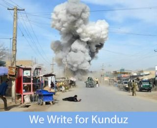 My Pen Writes for Kunduz