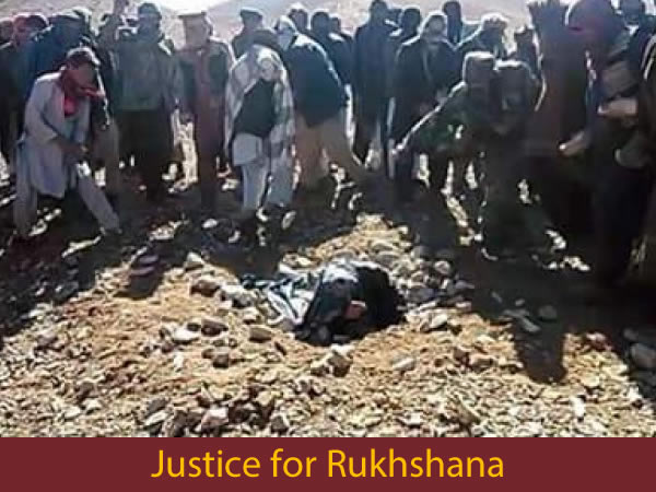 The Painful Story of Beautiful Rukhshana