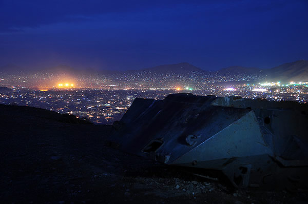 kabul-at-night