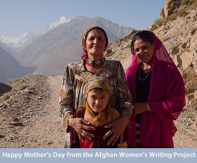 Mother's Day Greetings from Kandahar