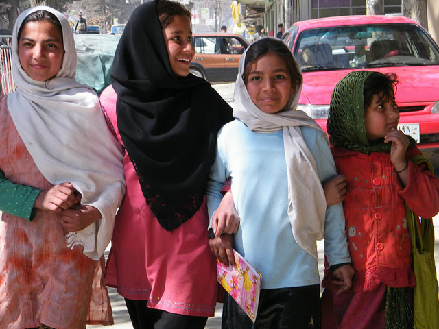four-girls-in-kabul