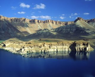 A Masterpiece of Nature, the Band-e-Amir