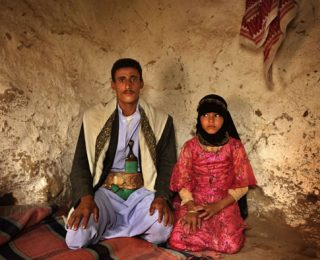 For Nilab, Forced to Marry at Thirteen