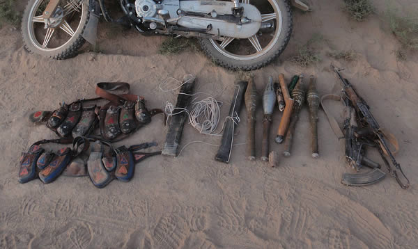weapons-on-ground