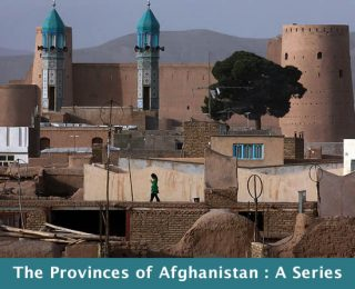 Ancient City of Herat Turned 3,000 Years Old This Year