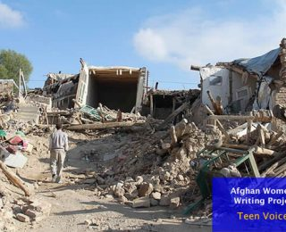 Saddened by the Taliban, Bombings, and Now an Earthquake