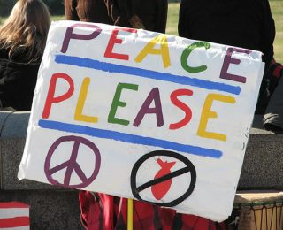 A Wish for Peace, New Year 2016