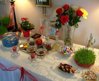Celebrating Spring, Our New Year