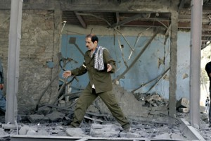 The Ground Shook: A Bomb in Kabul